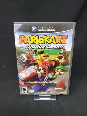Mario Kart Double Dash Nintendo Gamecube/Wii for Sale in Chula Vista, CA