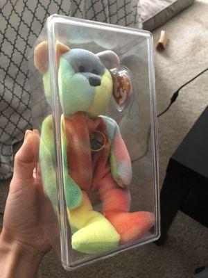 TY Inc Peach Beanie Baby for Sale in Atlanta, GA