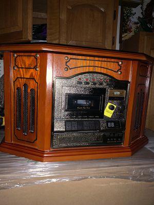 Victoria TuneWriter vinyl cd radio player cassette for Sale in Sacramento, CA