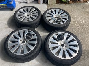 "2003-2010 Audi A8 - 19""rims / wheels for Sale in Orlando, FL"