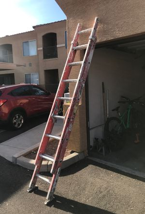 16' extension ladder for Sale in Peoria, AZ