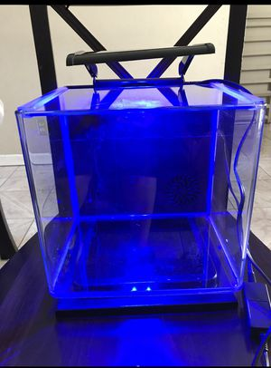 3 gallon fish tank for Sale in Salinas, CA