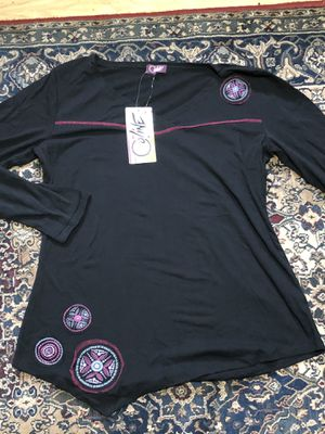 Coline USA women's long sleeve shirt XL Black for Sale in Monroe, WA