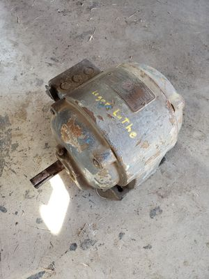 3 phase motor for Sale in Shafter, CA