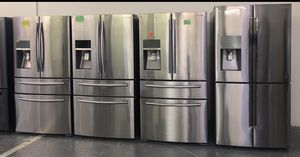 Stainless Samsung Refrigerator for Sale in Phoenix, AZ