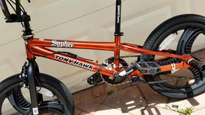 Tony Hawk 18-inch Boys Sypher Bicycle BMX bike mag rims bicicleta kids girls for Sale in Pompano Beach, FL