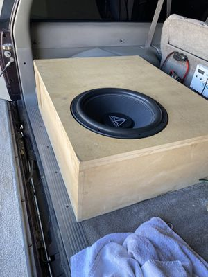 Addictive audio 15 inch subwoofer for Sale in Fresno, CA