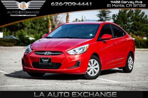 2017 Hyundai Accent for Sale in El Monte , CA