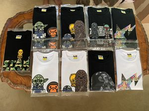 Bape x Star Wars Tee- Brand New- Size L and XL only for Sale in San Ramon, CA