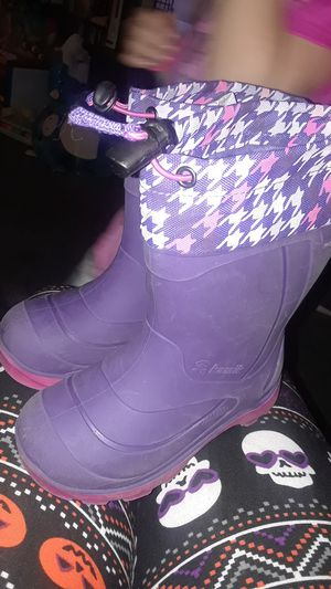 Rain/snow boots size 10 for Sale in Point Pleasant, NJ