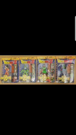 Dragon Ball Z Action Figures DBZ 2001 Collectable for Sale in Seattle, WA