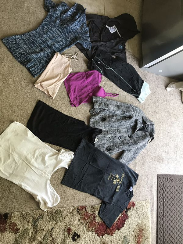 Size medium woman's clothing