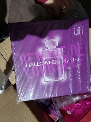 Halloween men perfume for Sale in San Bernardino, CA