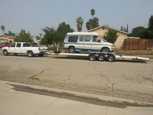 5th wheel RV. Car. for Sale in Victorville, CA