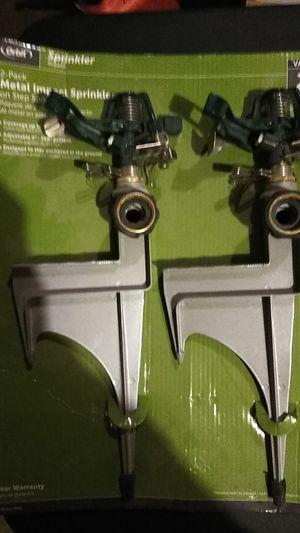 Metal impact sprinkler for Sale in Waldorf, MD