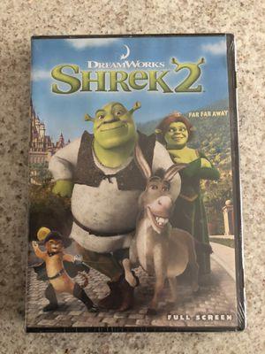 Brand new Shrek 2 DVD for Sale in Huntersville, NC