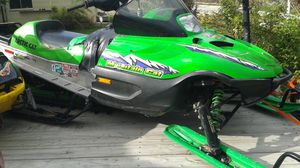Anyone willing to trade a Full size dirtbike for artic cat 900 snowmobile for Sale in West Valley City, UT