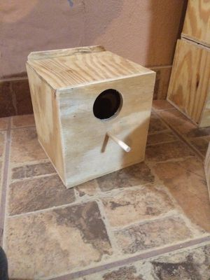 All types of Nest box for all types birds for Sale in Hialeah, FL