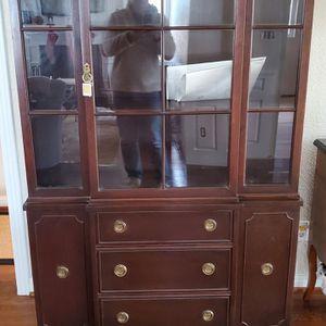 Antique China Cabinet - OBO for Sale in Orlando, FL