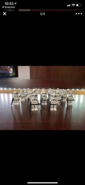 LEGO stormtroopers for Sale in Woodinville, WA