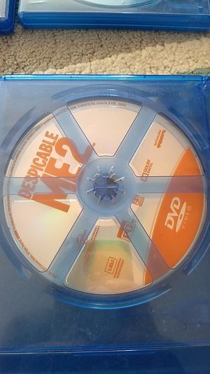 3 blue ray Dvds for Sale in Gresham, OR