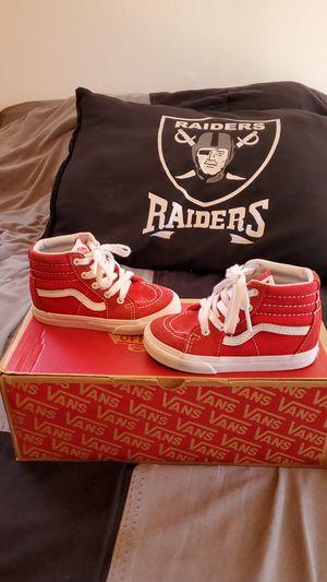 Baby Van's Off Wall Suede Cherry Hi for Sale in Covina, CA