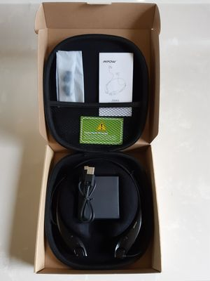 Mpow Jaws Gen-4 Bluetooth Headphones with case for Sale in Miami, FL