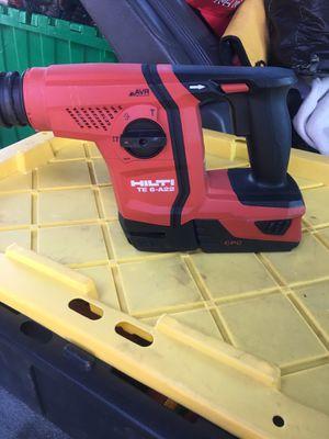 Hilti rotary hammer a22 for Sale in San Jose, CA