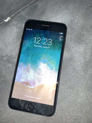 iPhone 7plus 128GB Unlcoked for Sale in Washington, DC