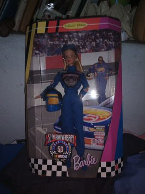 50th Anniversary Nascar Barbie for Sale in St. Petersburg, FL
