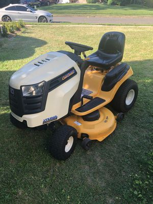 Cub Cadet LTX 1045 lawn mower for Sale in East Brunswick, NJ