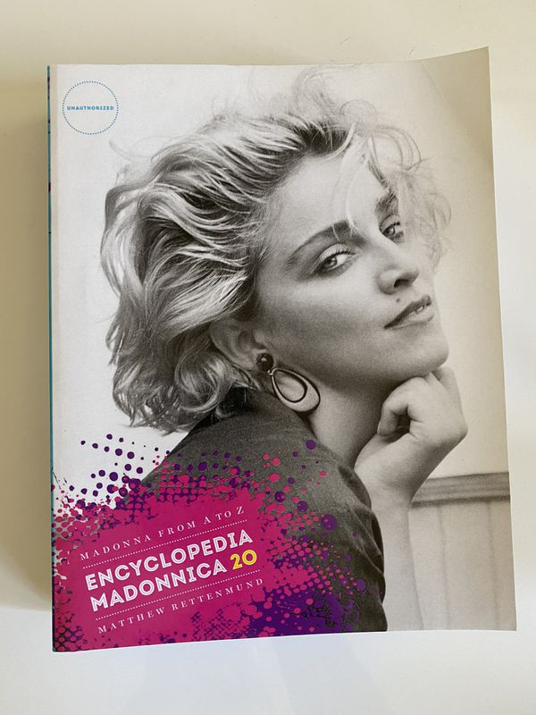 Encyclopedia Madonnica MADONNA from A to Z