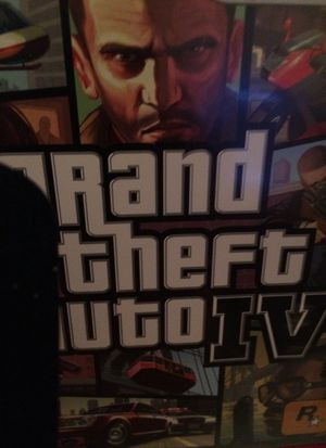 Grand theft auto 4 ps3 for Sale in Fontana, CA