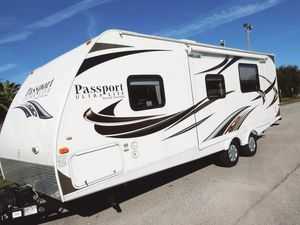 📍One Owner📍 Price💲1000 Keystone Passport Ultralite Travel Trailer 2012 for Sale in Albuquerque, NM