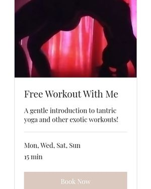 FREE Exotic Workouts (Subscribe for Free) for Sale in Las Vegas, NV