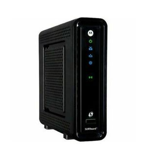 Cable Modem + Router compatible with Comcast for Sale in San Jose, CA