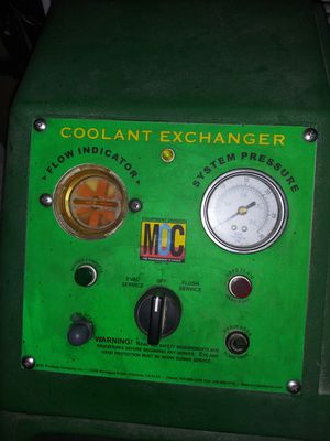 $85 coolant exchanger excellent deal come and get it for Sale in Fort Worth, TX