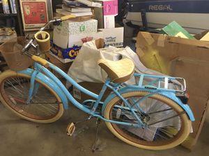 "New ladies 26"" beach cruiser bike for Sale in Sanger, CA"