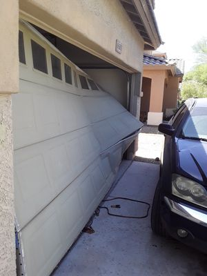 New garage doors and springs. for Sale in Goodyear, AZ