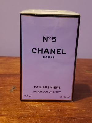 No. 5 Chanel Perfume 3.4Fl Oz. New/Sealed for Sale in Waipahu, HI