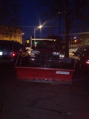Plow truck New Britain area from $30 up just let me know there will be there to get your properly clean thank you for Sale in New Britain, CT