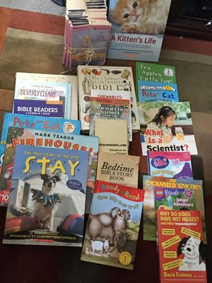 Books for kids for Sale in Roy, WA