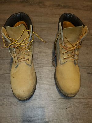Timberland Men's Boots Size 16 for Sale in Fort Washington, MD