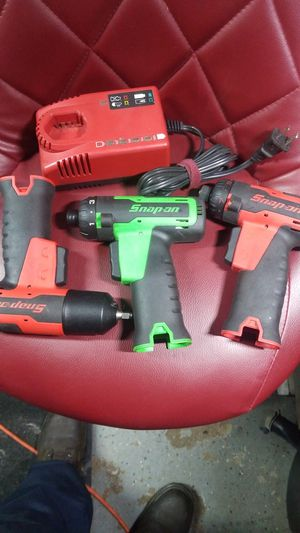 14v snap on tools for Sale in Streamwood, IL