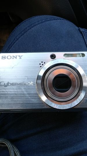 Sony Cyber-shot Digital Camera for Sale in Dade City, FL