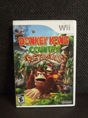 Donkey Kong country returns for Sale in Addison, IL