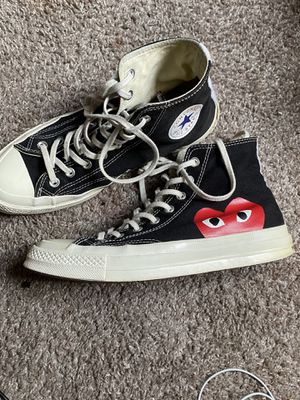 Cdg Converse for Sale in Duluth, GA