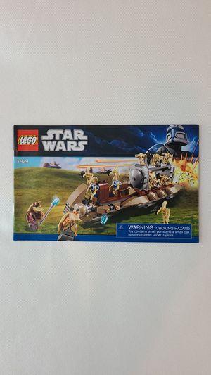 Lego Droid VS Gungan set 7929 for Sale in Irvine, CA