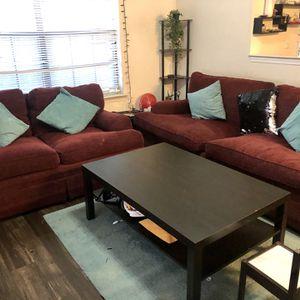 Sofa, Plus Love Seat for Sale in Plano, TX
