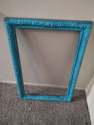 Home decor frame for Sale in Mesquite, TX